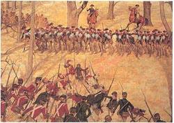 The Battle of Cowpens Grasshopper 5k