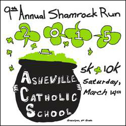 2015-02-01-Asheville-Shamrock