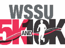 WSSU 5k and 10k April 11 2015 Winston Salem NC