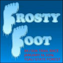 Frosty Foot