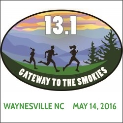 Gateway to the Smokies Half Marathon