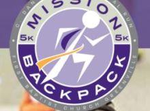 Mission Backpack 5k