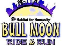 bull moon ride and run