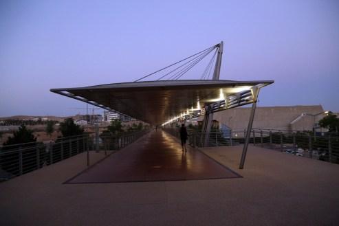 Ben-Gurion University Bridge, Israel