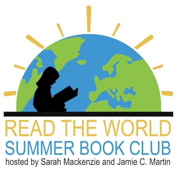 Read the World Book Club Logo