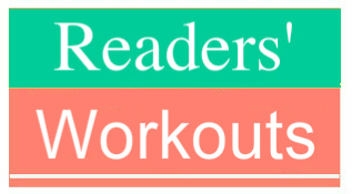 Readers workouts