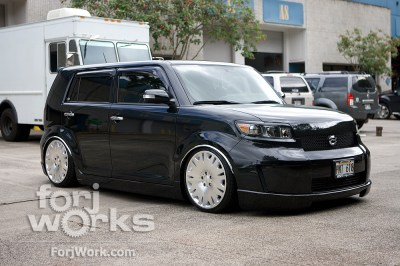Forjworks 2008 Scion XB Specs, Photos, Modification Info at CarDomain
