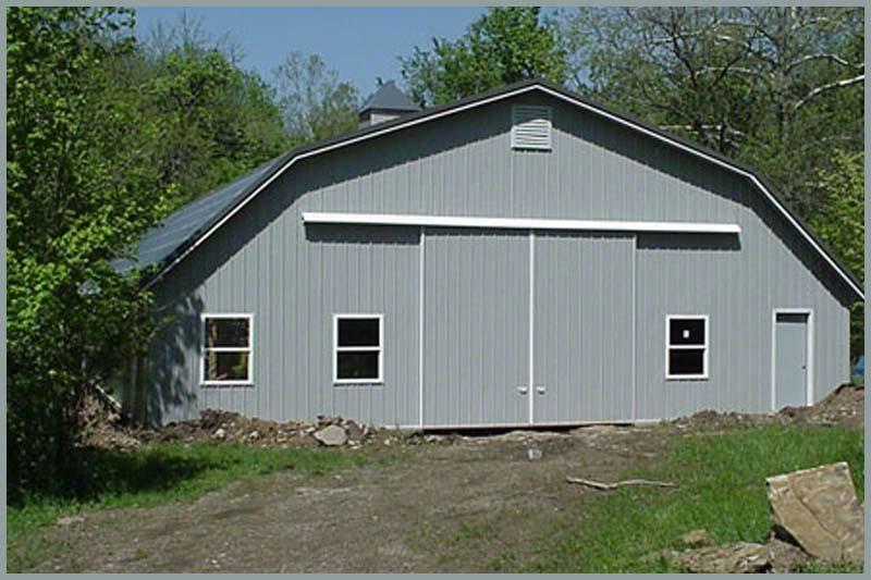 Steel Buildingshay_barn_stor