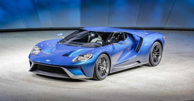 2017 Ford GT V6