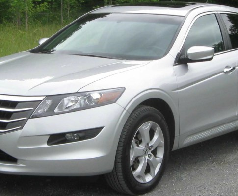 The Honda Crosstour is Gone