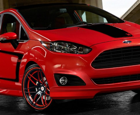 2016 Ford Fiesta: A Smart Subcompact Car