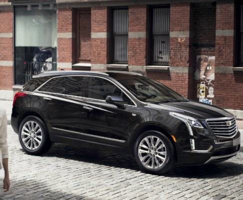 Is Cadillac about to go Crossover Crazy?