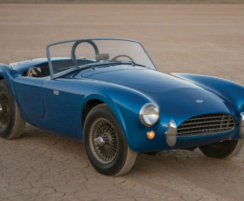 The Auction of America's Most Significant Car