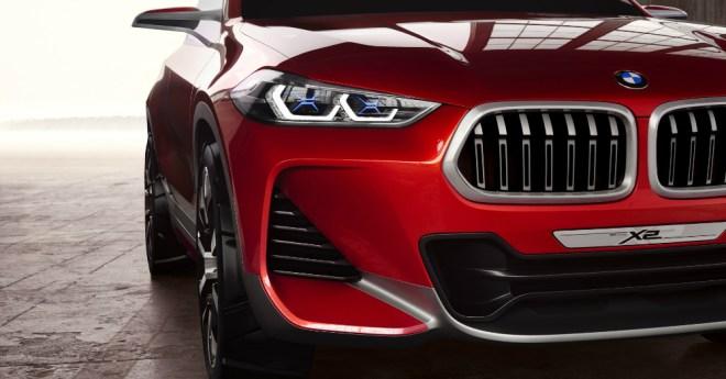 10.19.16 - BMW X2 Concept