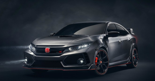 10.21.16 - 2018 Honda Civic Type R - 2