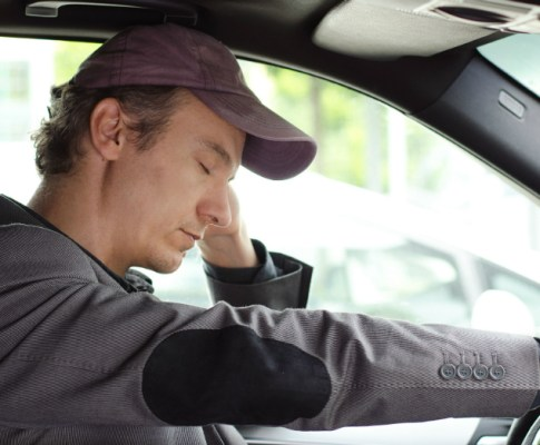 Drowsiness is a Problem for Many Drivers