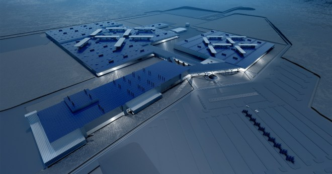 11.21.16 - Faraday Future Factory