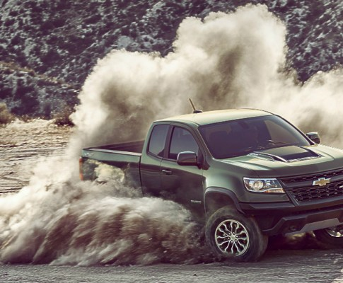 The Off-Road Enthusiast 4×4