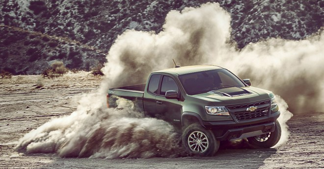 11.28.16 - Chevrolet Colorado ZR2