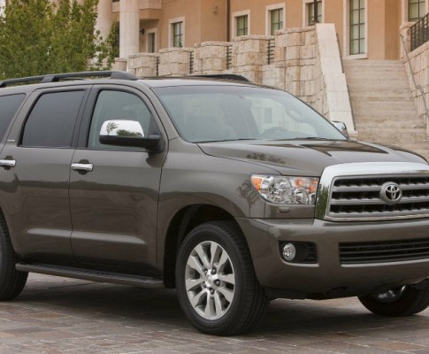 2017 Toyota Sequoia: Strength in More than Just the Name