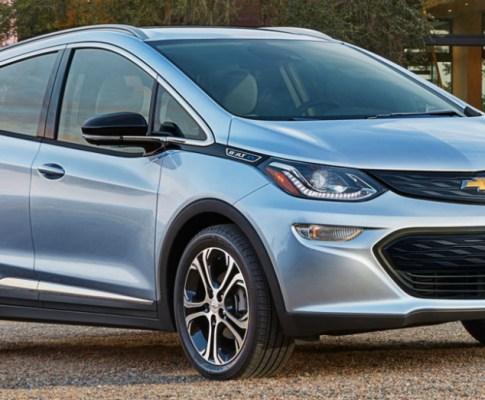 Chevrolet has Charging Solutions for the new Bolt EV