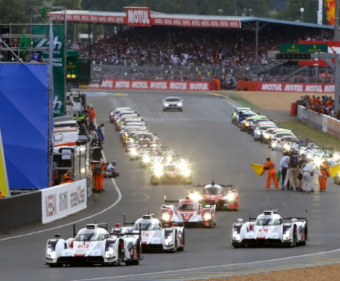 LeMans Carries a Special History for both Ford and Chevrolet