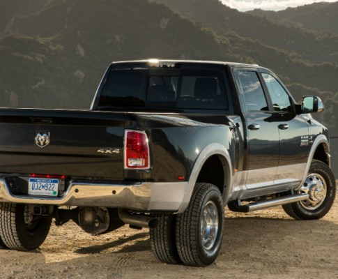 2017 Ram 3500: All the Power You Could Ever Desire