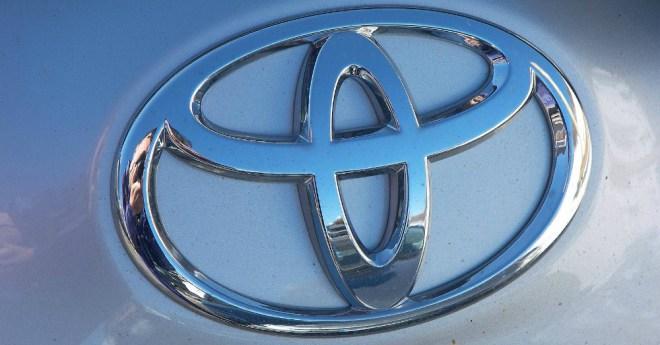 05.08.17 - Toyota Logo