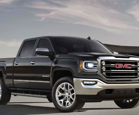 A New GMC Sierra is On the Way