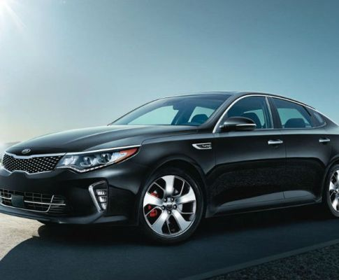 The Momentum Continues for Kia Optima