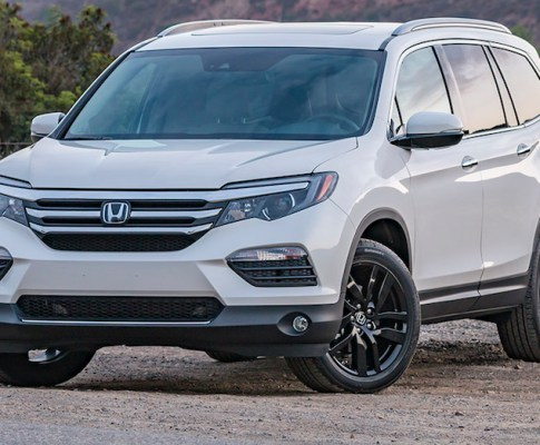 2018 Honda Pilot: Formidable and Impressive