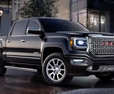 The GMC Sierra Will Offer You a Performance Exhaust Right from the Factory