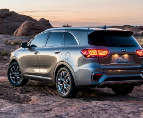 2019 Kia Sorento: Affordable Quality in the SUV You Want to Drive