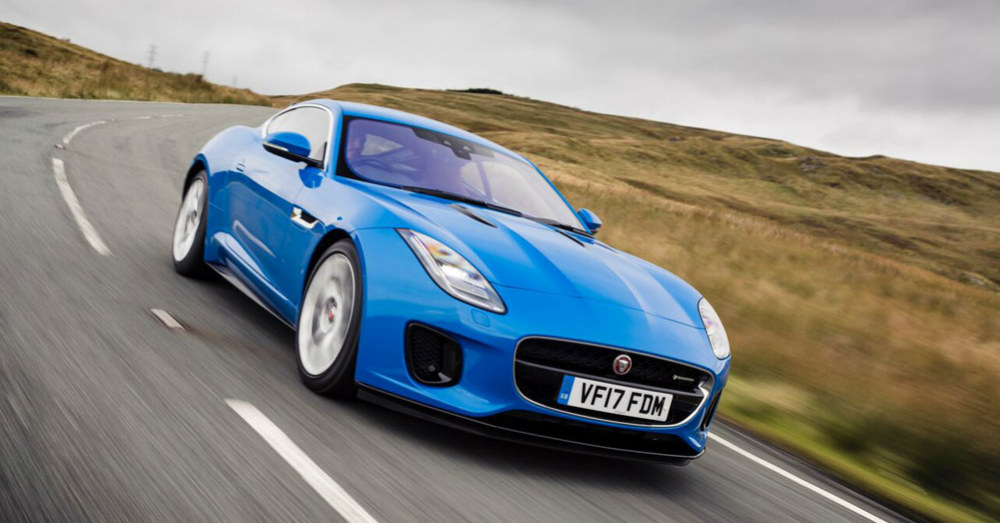 When You Hear The Jaguar F Type Roaring Down The Road You Might Wonder If  Youu0027ve Stepped Into A Movie During A High Speed Car Chase Because The Sound  Is ...