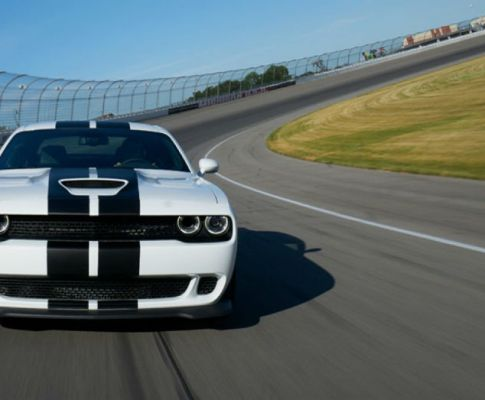 More Power Equals Faster Race Times in the Challenger