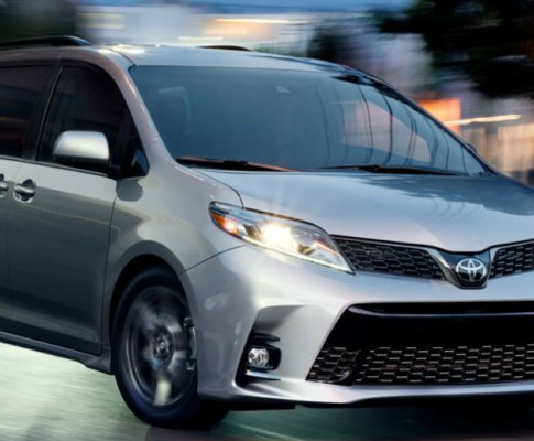 The Toyota Sienna: Standing Tall in a Shrinking Market
