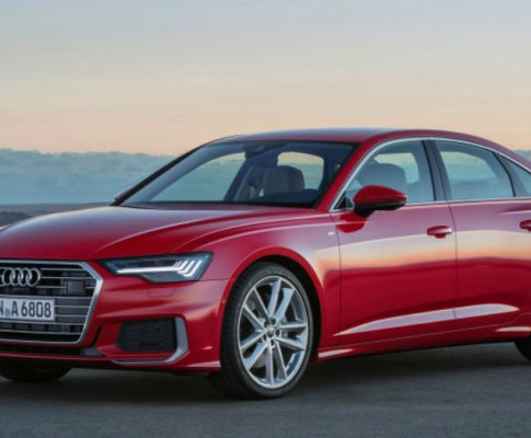 Amazing is What You'll Say about the Audi A4