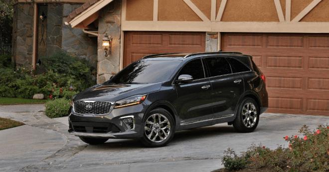 Kia Brings You the Right SUV