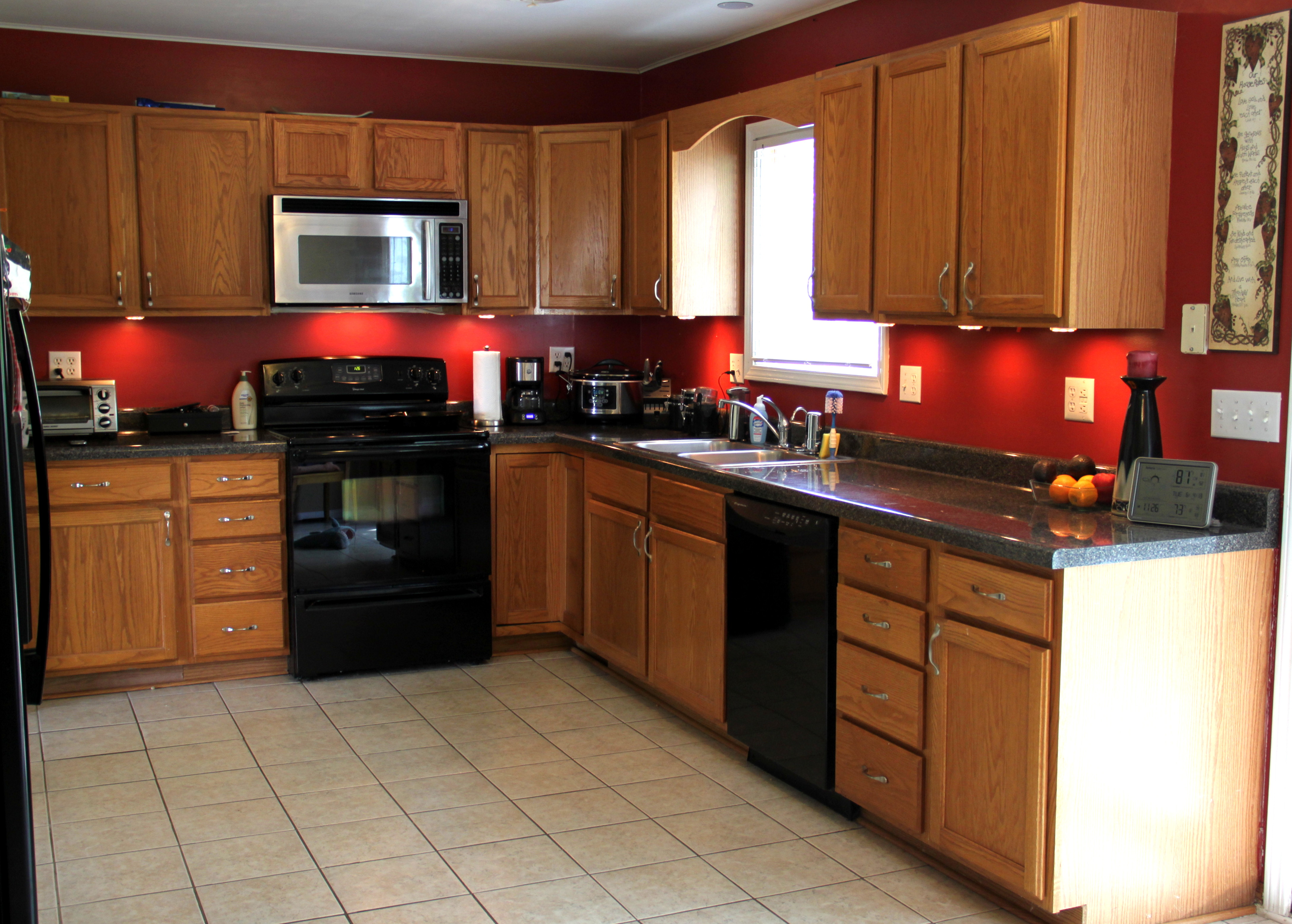 how to paint cabinets oak kitchen cabinets