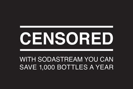 SodaStream print ad