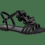 Damen+Sandalen+mit+Blumen++von+Graceland+in+schwarz+-+deichmanncom--1363988_P