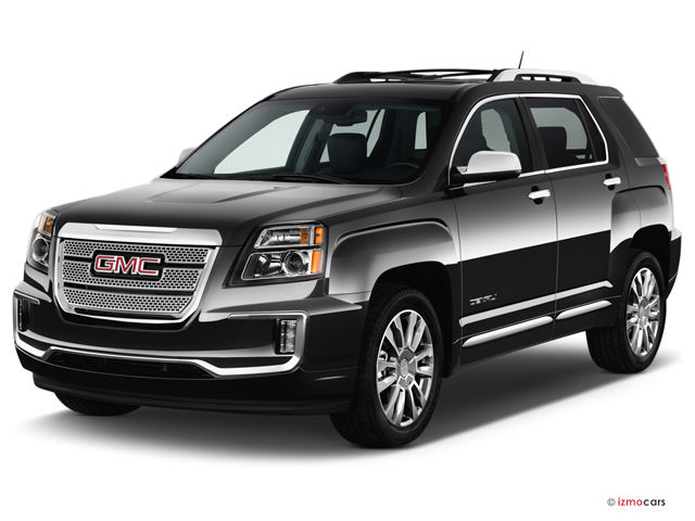 2017 GMC Terrain Prices  Reviews and Pictures   U S  News   World Report 2017 GMC Terrain
