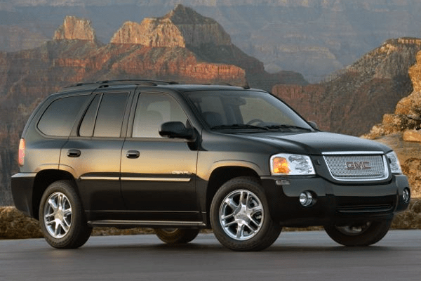 GMC Envoy US car sales figures