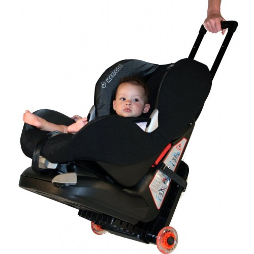 Medium Crop Of Travel Car Seat