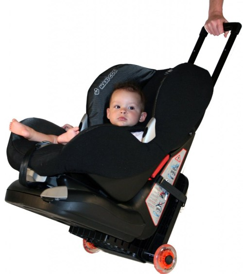Medium Of Travel Car Seat