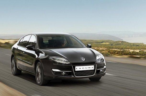 2014 Renault Laguna Wallpapers
