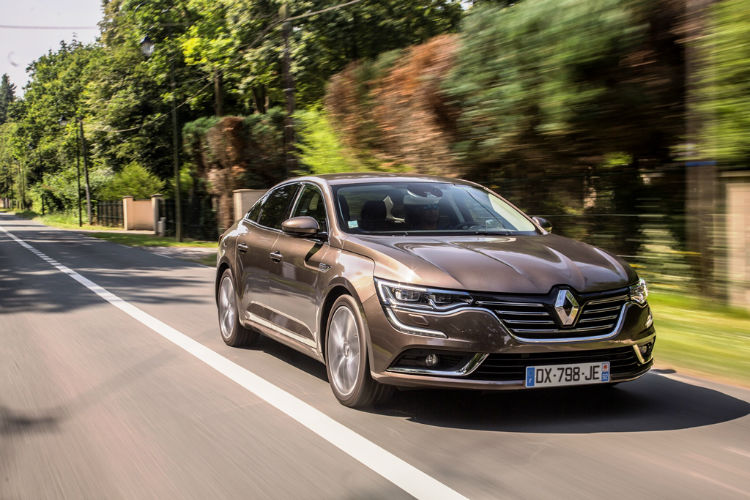 2017 Renault Talisman Top Automobile Magazine