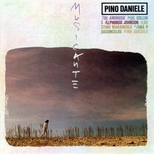 Pino Daniele - Musicante - Front