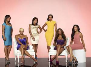 Real Housewives of Atlanta Season 5 Cast