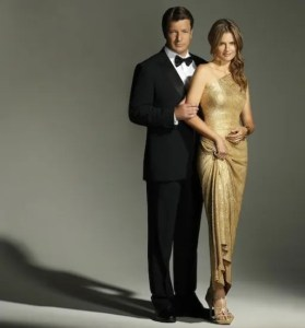 Castle and Beckett -